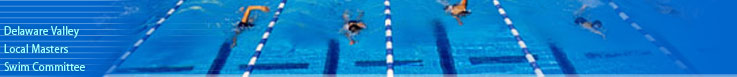 Delaware Valley Local Masters Swim Committee